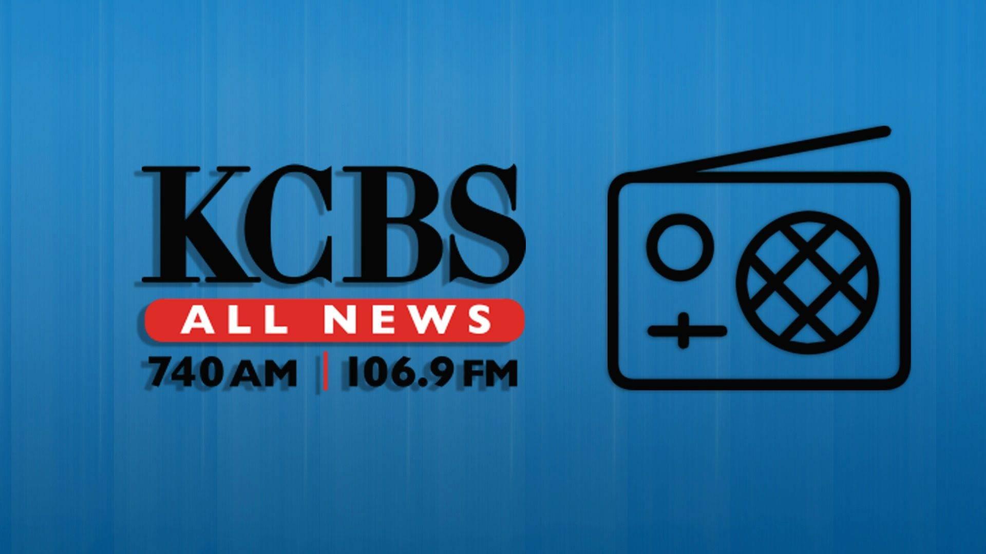 KCBS All news AM 740