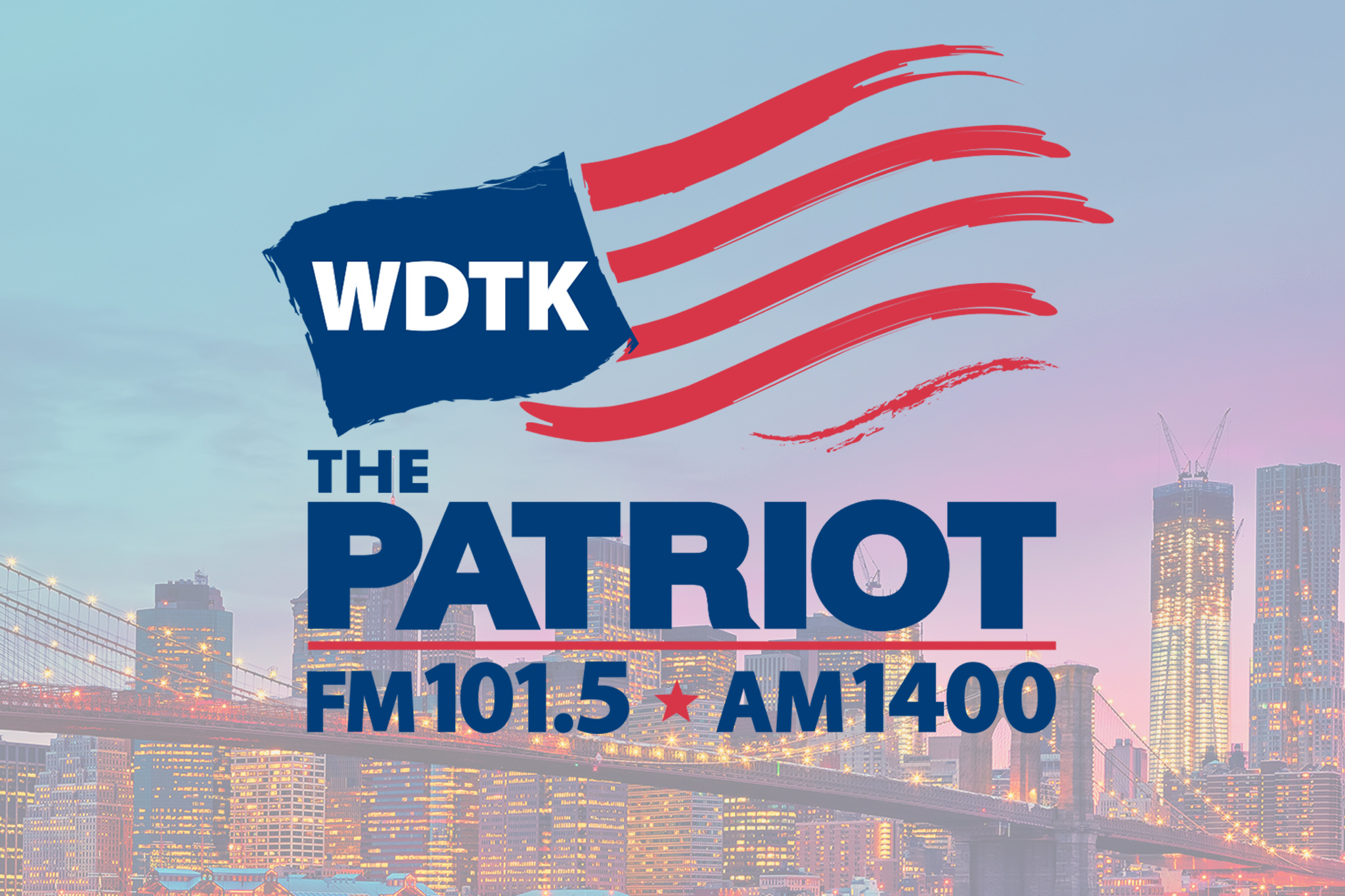 FM 101.5 & AM 1400 The Patriot