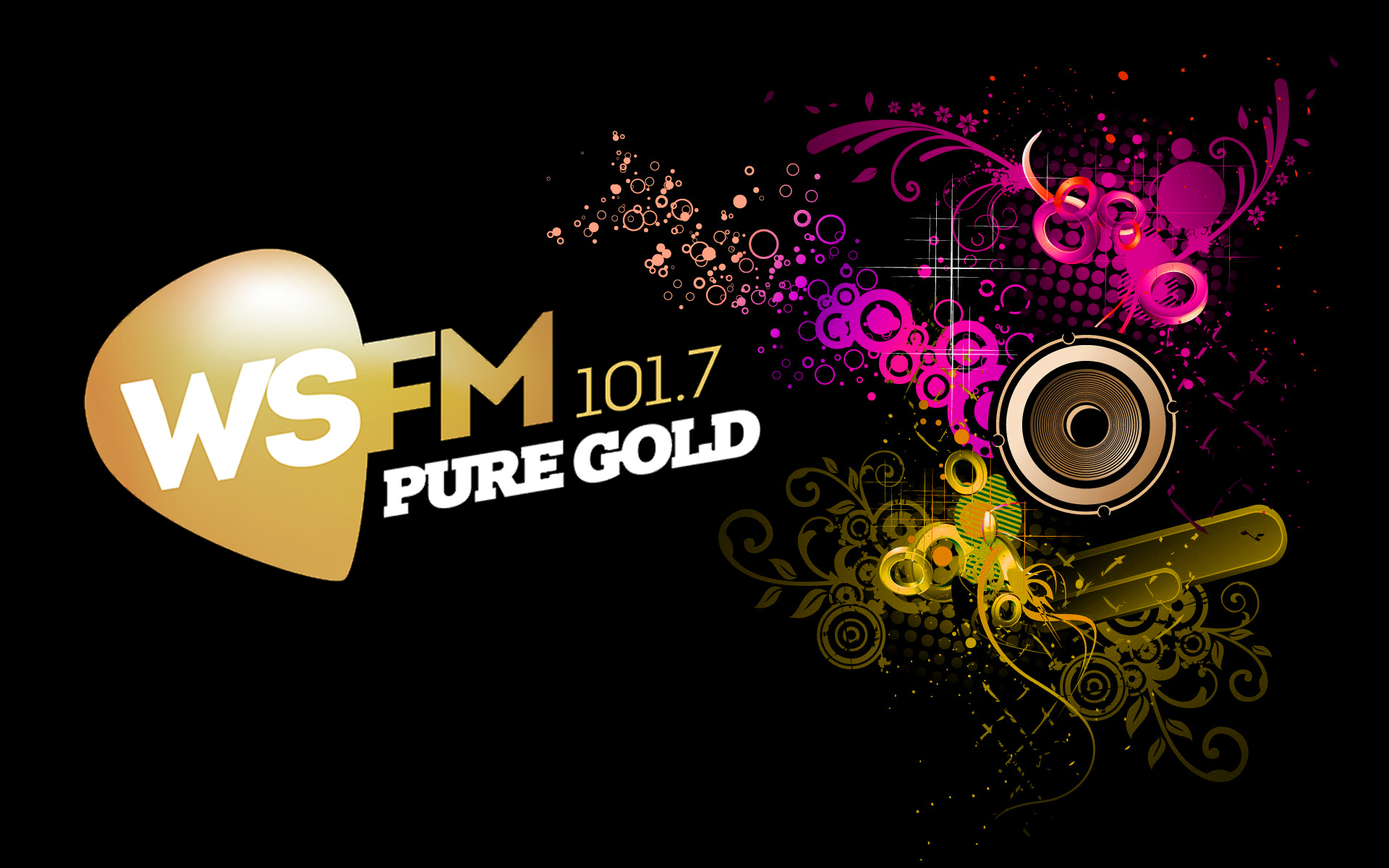 101.7 WS FM