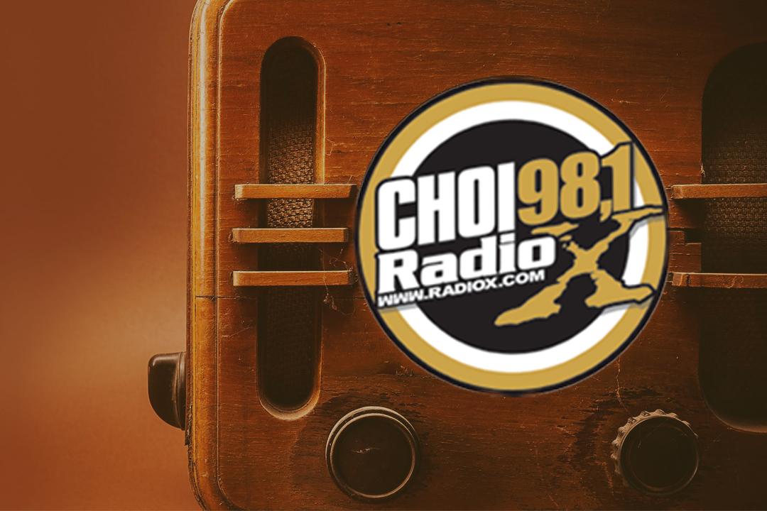 CHOI-FM 98,1 Radio X