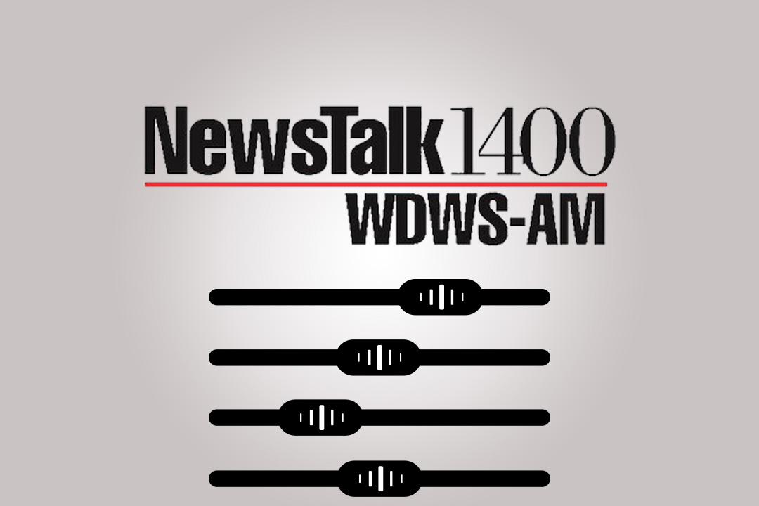 NewsTalk 1400 WDWS AM