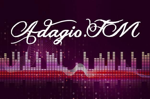 adagio.FM web radio