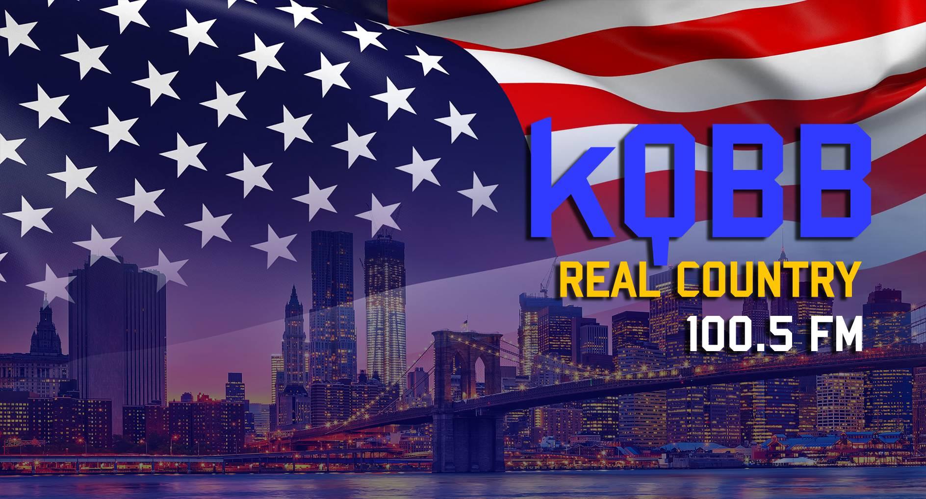 KQBB 100.5 FM radio station