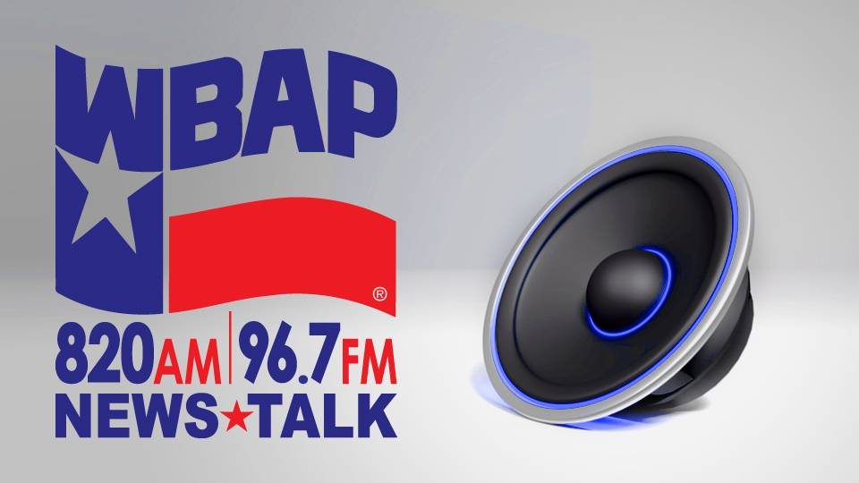 WBAP 820 News Talk Radio