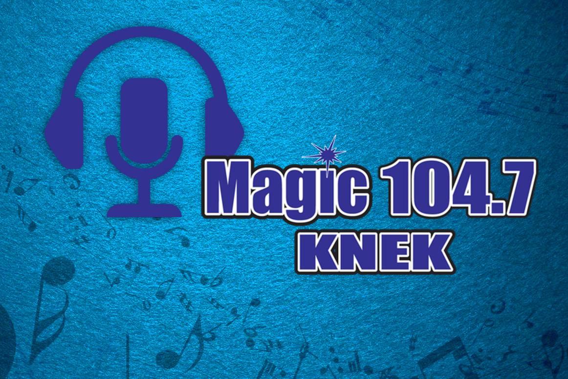 KNEK FM magic 104.7