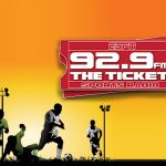 The Ticket 92.9 FM | WEZQ