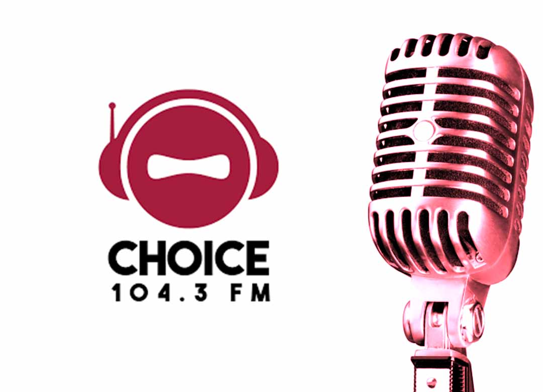 CHOICE FM 104.3 Free Radio Streaming